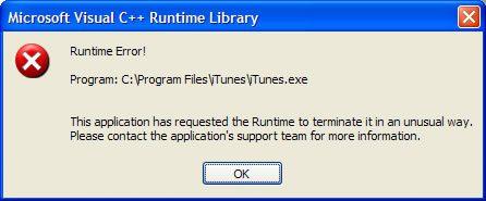 iTunes doet nu ook hele rare dingen