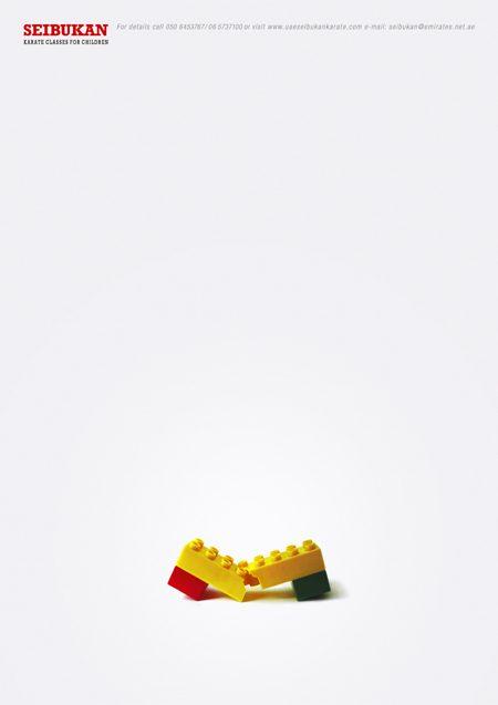 Lego - Karate classes for children