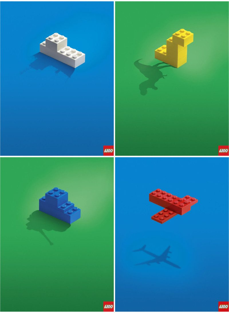 lego just imagine 1