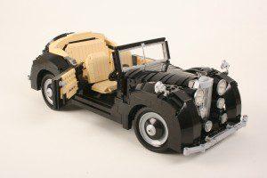 Alvis TA 28 - fictief model auto