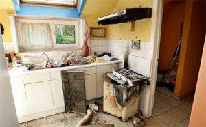"""""""Keuken in authentieke staat"""""""