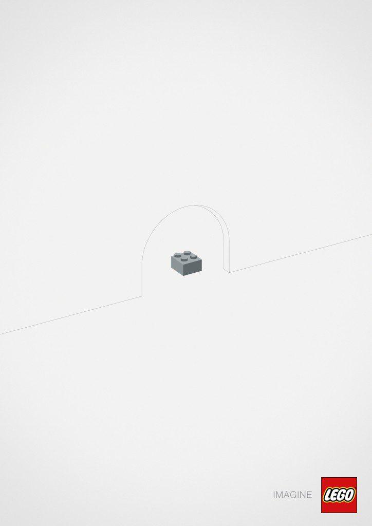 A mouse - Lego Imagine