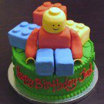 lego-taart