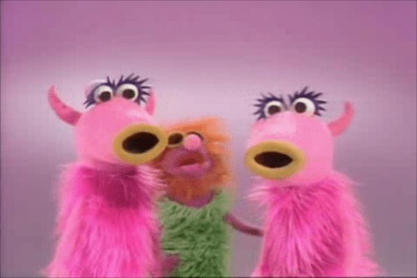The Muppetshow: mah-nah-mah-nah